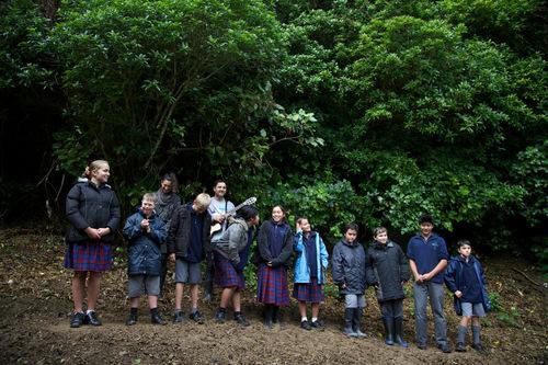 Nepia and Kamaia Takuira-Mita deliver our schools Kapa Haka programme - Ka rawe e hoa mā!